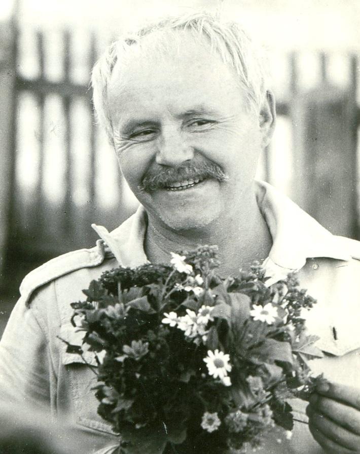 Иван Афанасьевич Овчинников