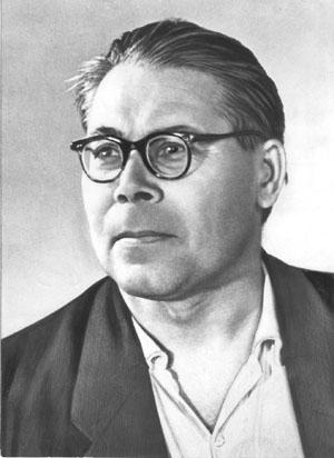 Илья Михайлович Лавров