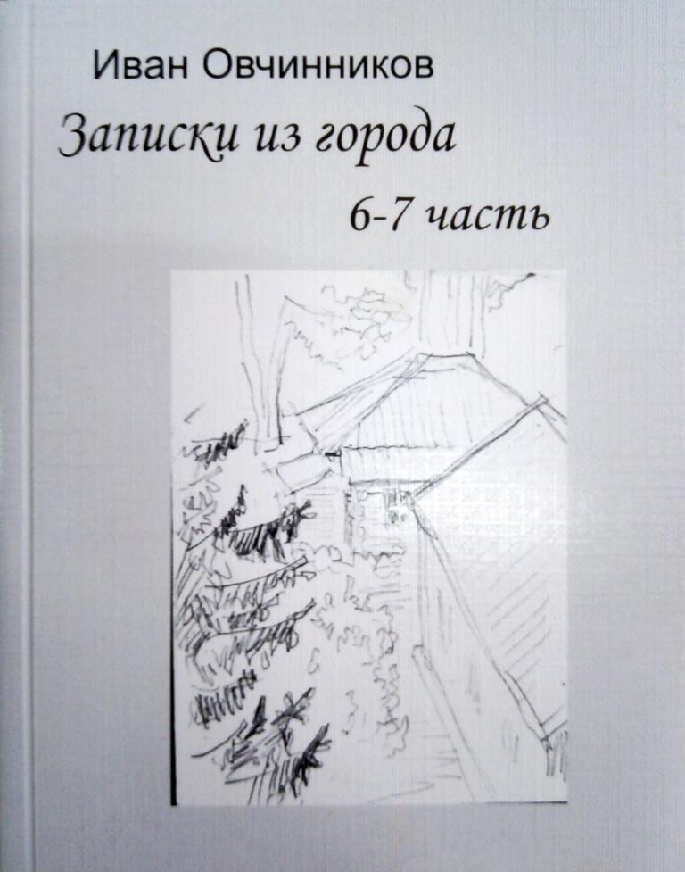И. Овчинников - Записки из города (часть 6-7)