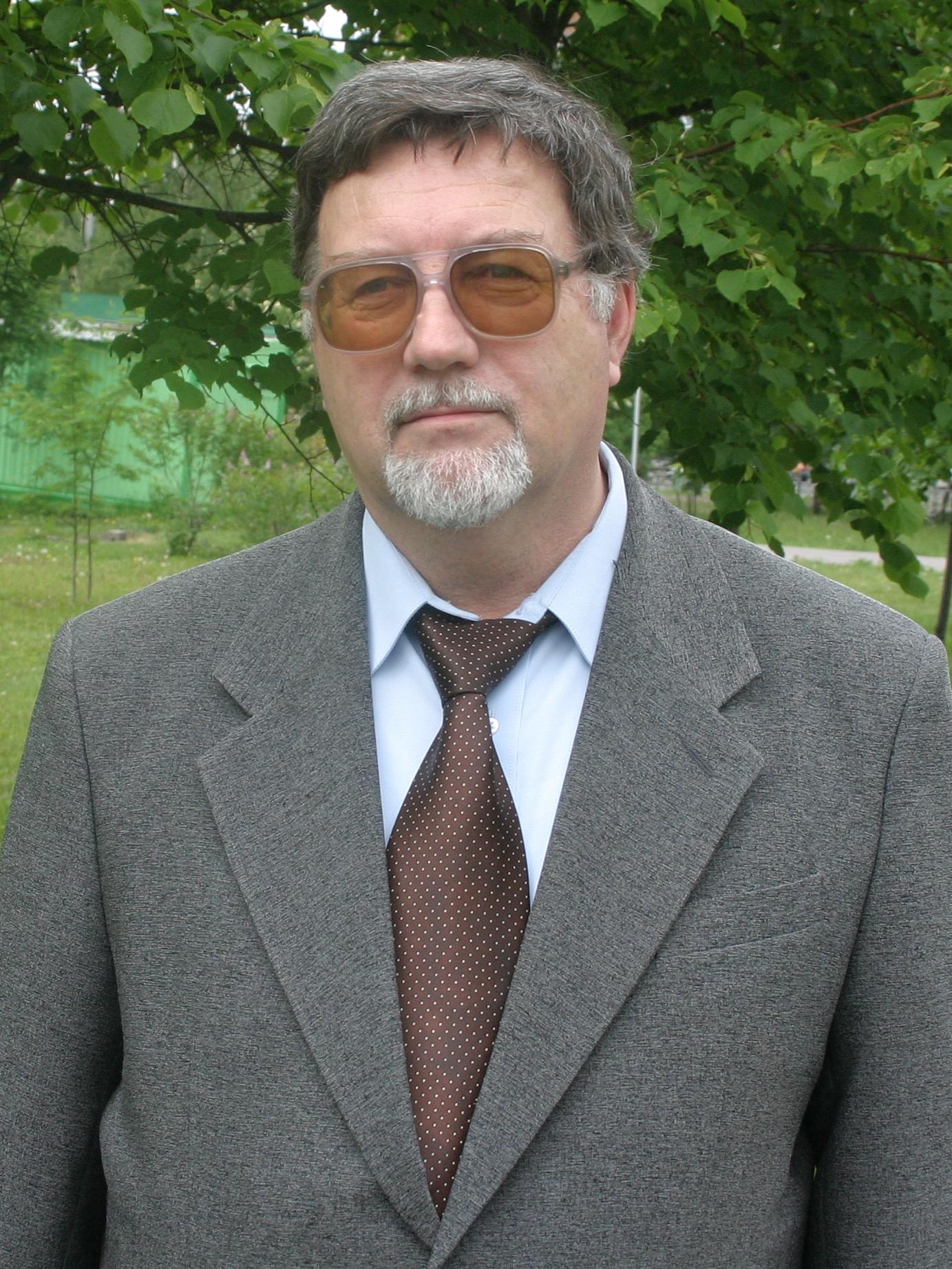 Алексей Валериевич Горшенин