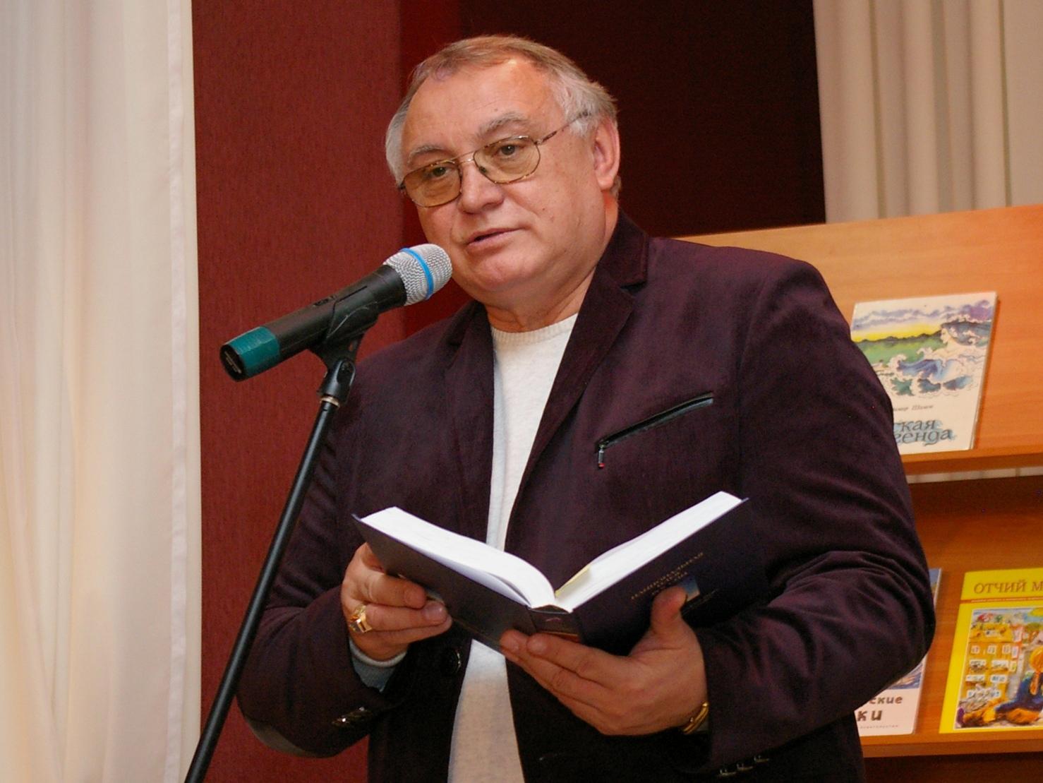 Владимир Шамов