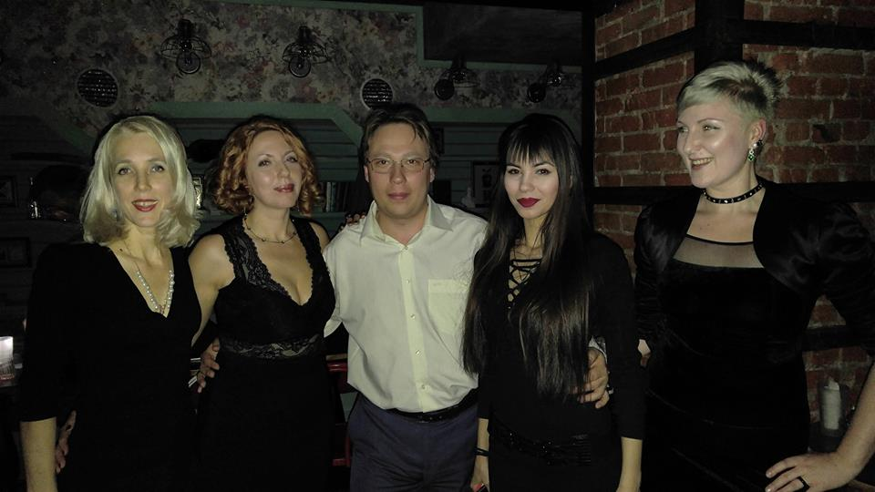 Елена Берсенёва, Мария Дубиковская, Павел Куравский, Татьяна Тюлькина, Ирина Куртмазова