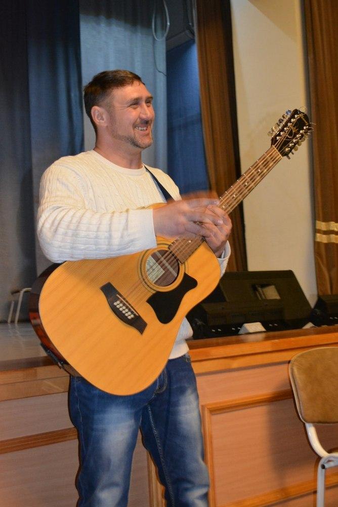 Николай Столетов