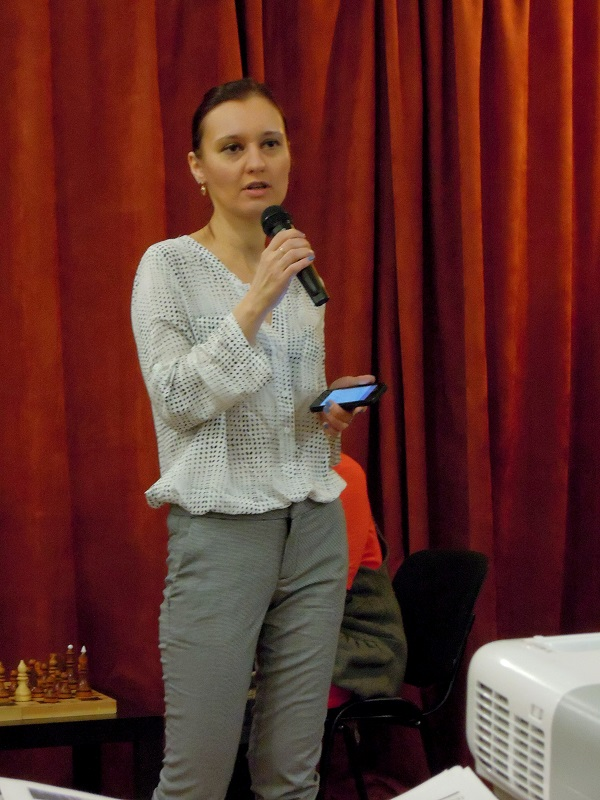 Юлия Сливина