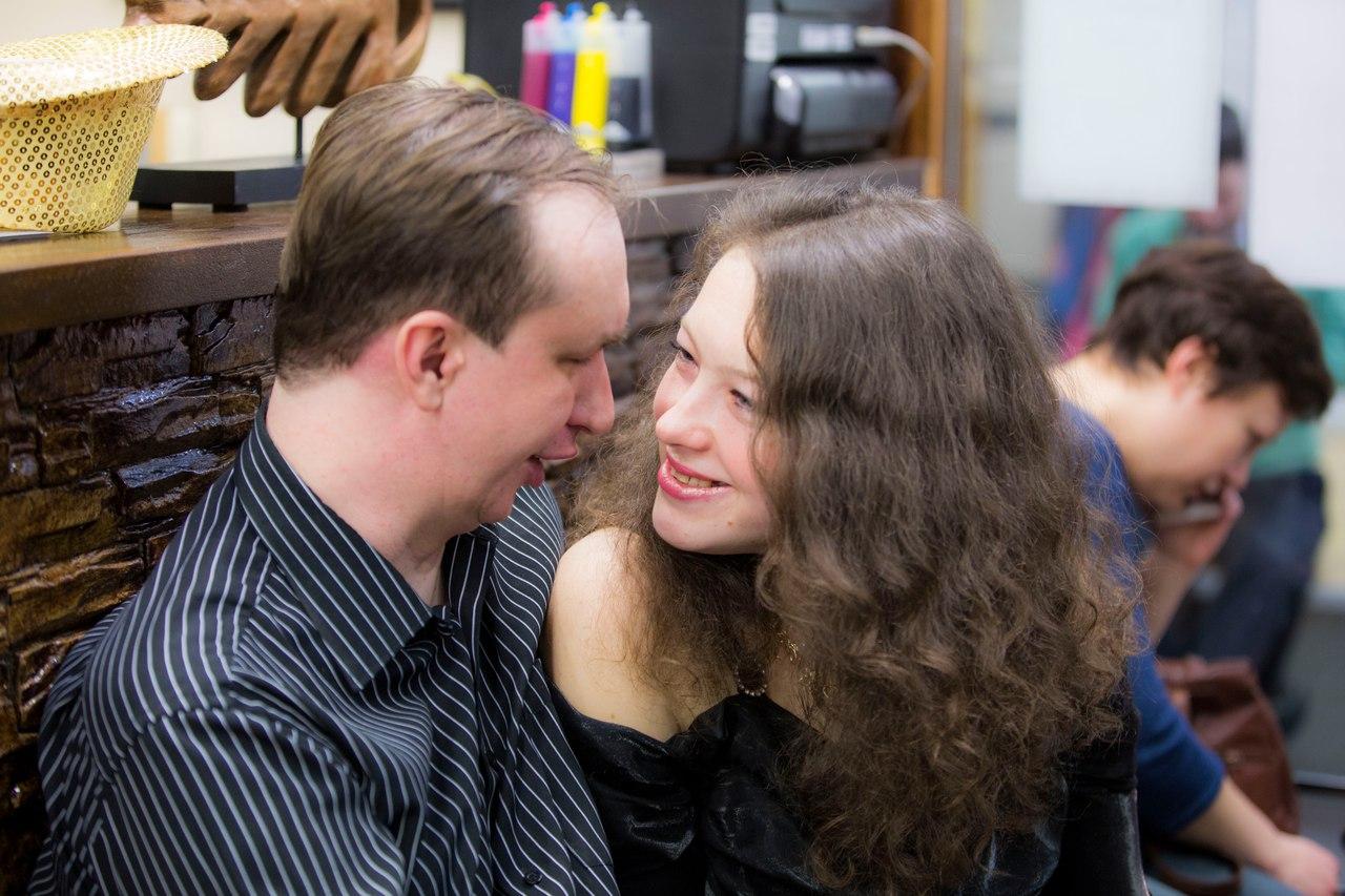 Яков Сёмочкин и Мария Бершадская