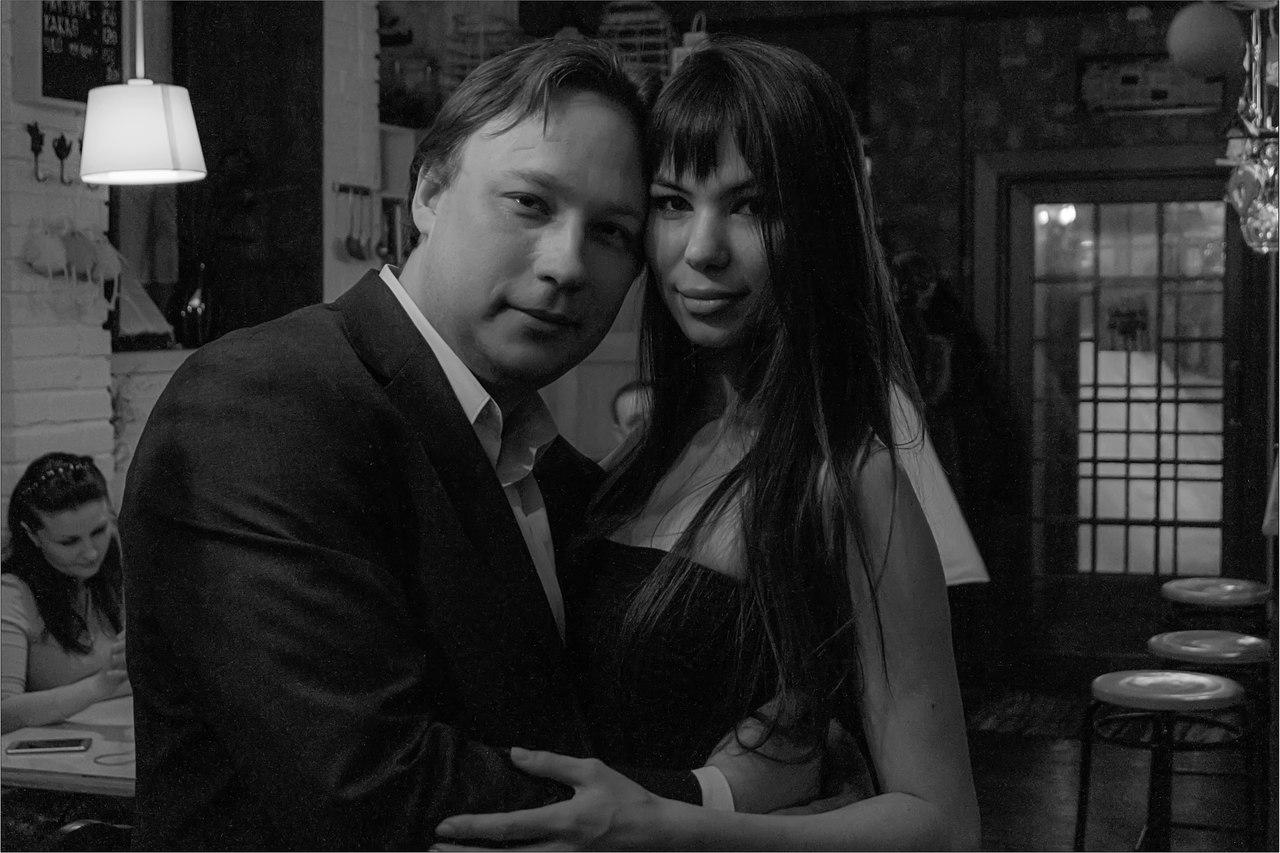 Павел Куравский и Татьяна Тюлькина