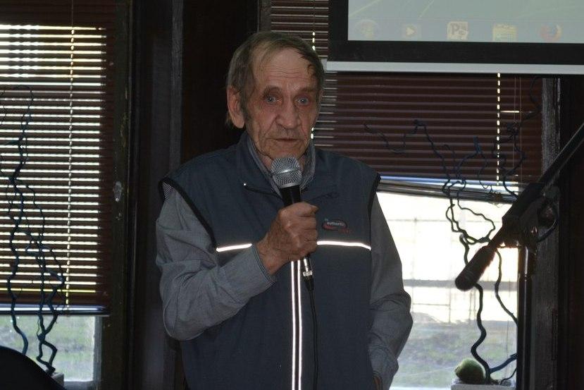Николай Пархоменко