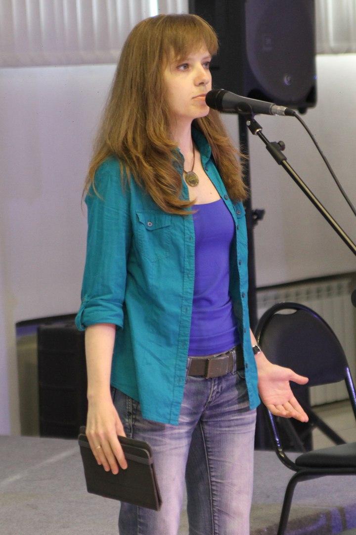 Олеся Бармина