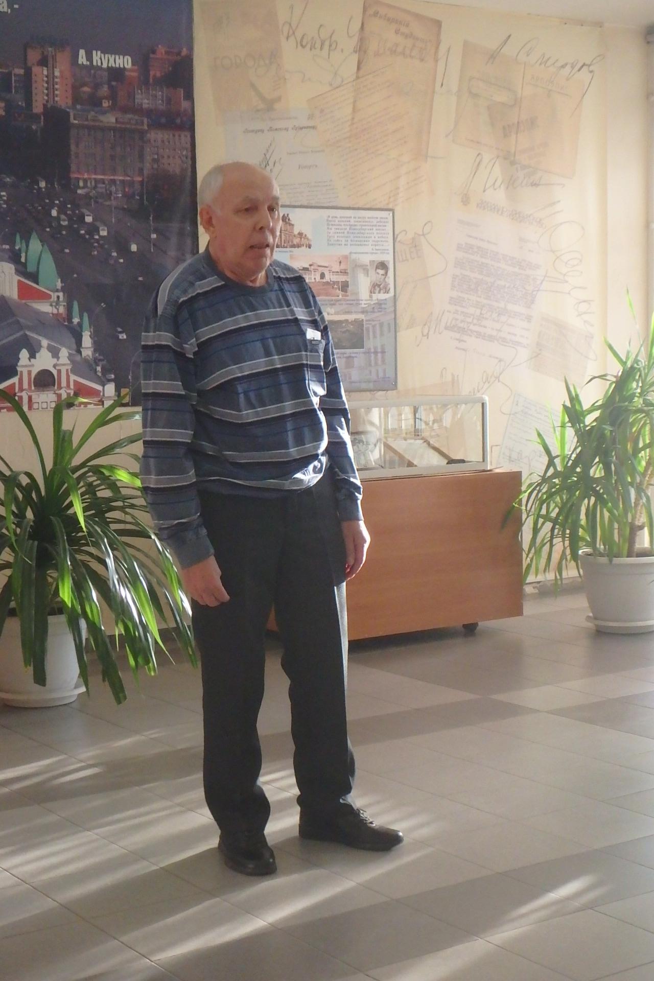 Юрий Володин