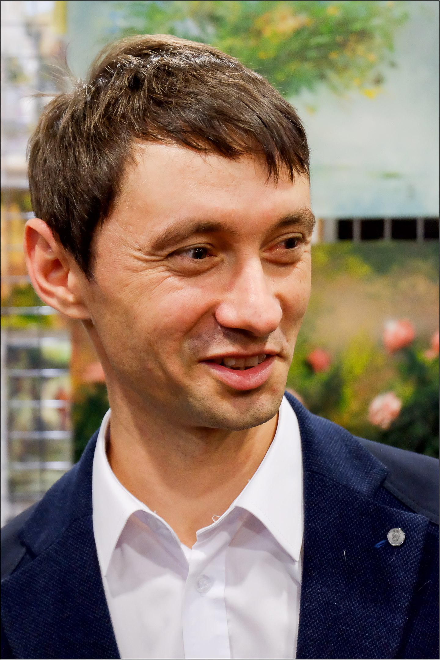 Евгений Клюев