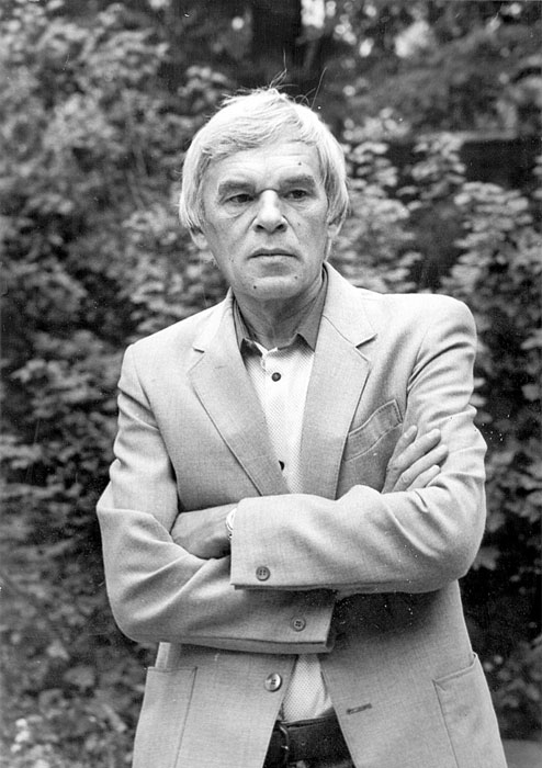 Николай Самохин
