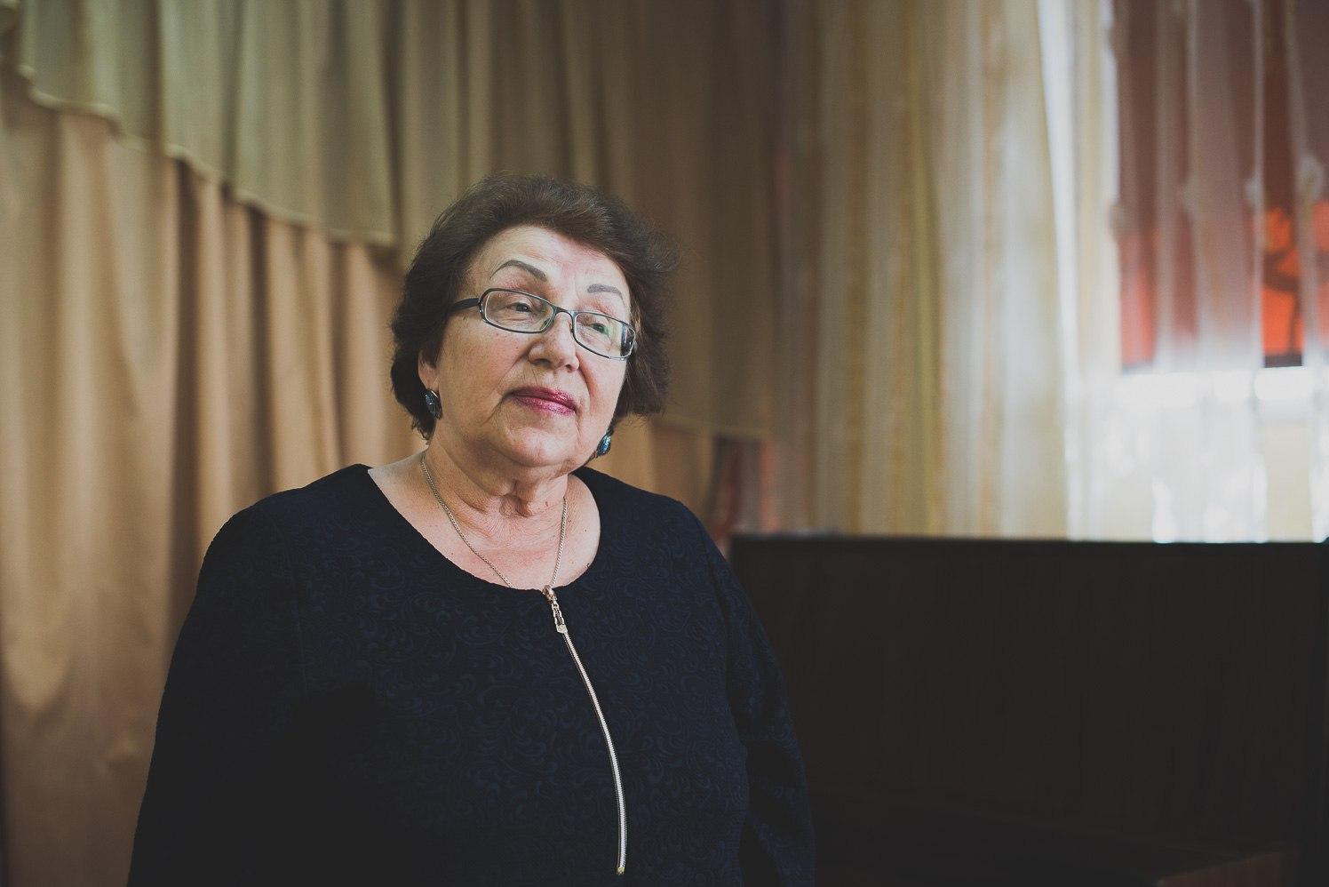 Валентина Высочина