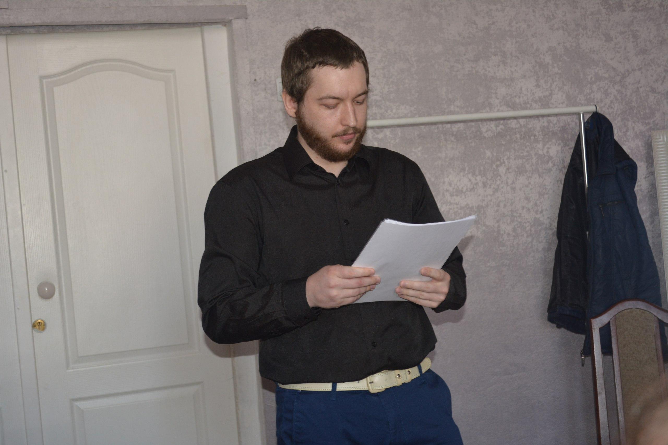 Анатолий Горовой