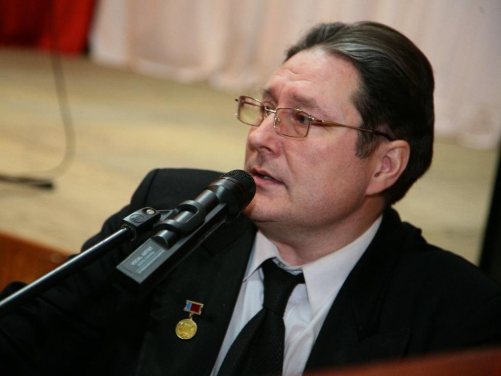 Константин Журавлёв (Марк Кижурский)