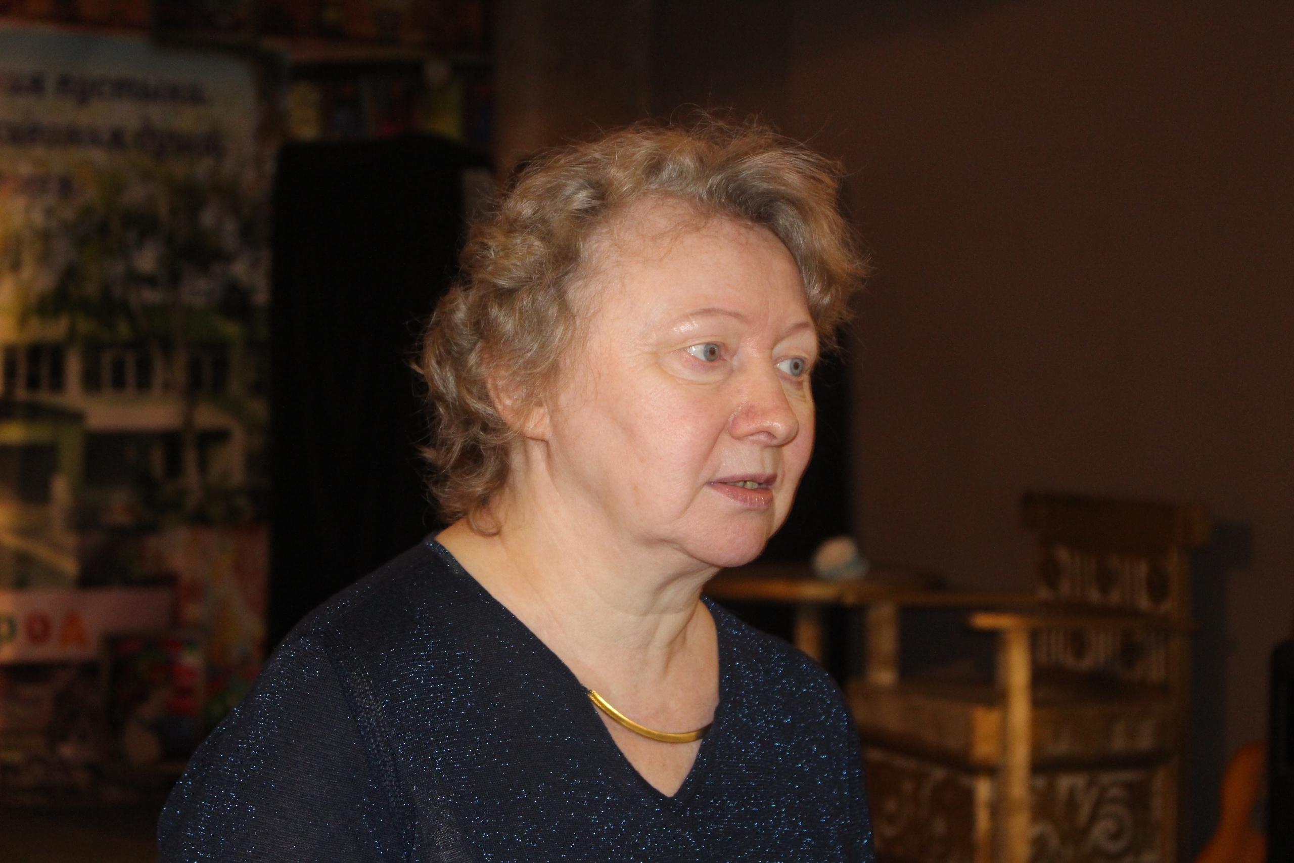Тамара Фёдоровна Магалиф
