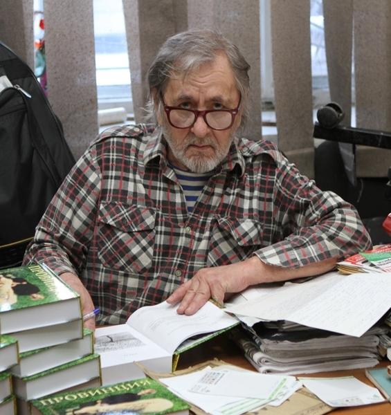 Александр Денисенко (фото В. Лазуткина)