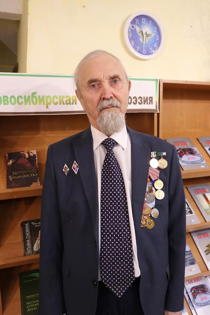 Новосибирский автор Альберт Кайков стал победителем пушкинского конкурса