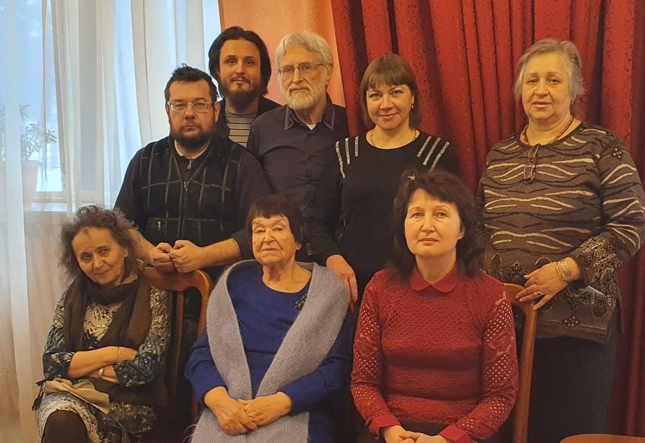 Литературный марафон в честь Дня поэзии провели в «Академии»