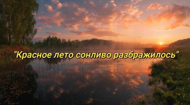 «Поэтическая Поляна» празднует наступление лета