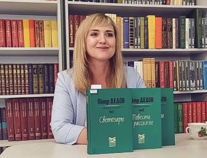 Обзор сибирской литературы в прямом эфире