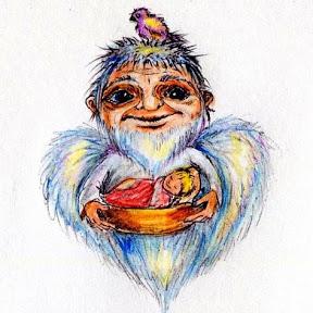 Рождественские чтения у новосибирских сказочников-Баюшек