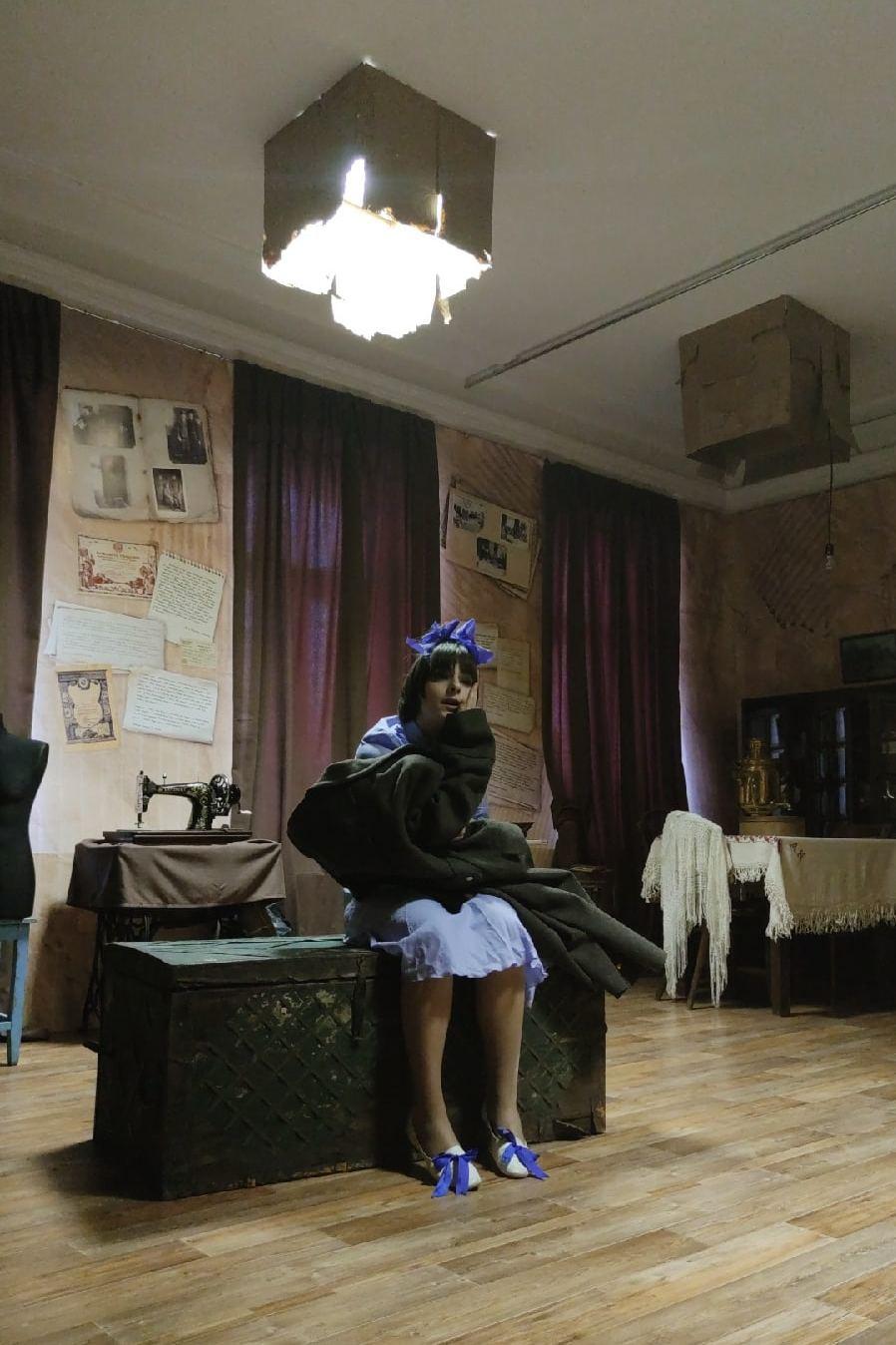 Новосибирский автор Мариэтта А. Розвошла в короткий список драматургического конкурса