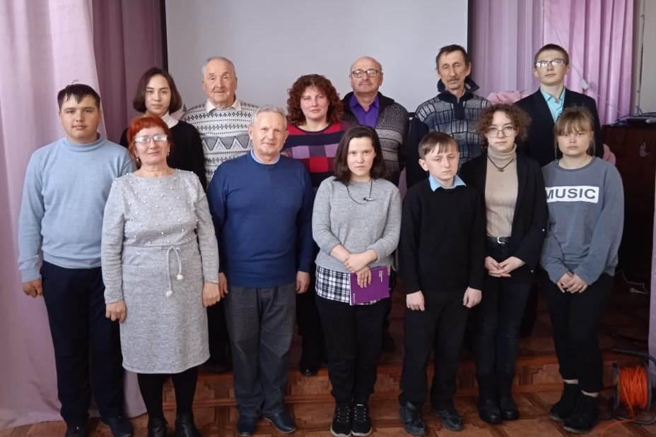 Встреча литераторов Куйбышевского и Барабинского районов