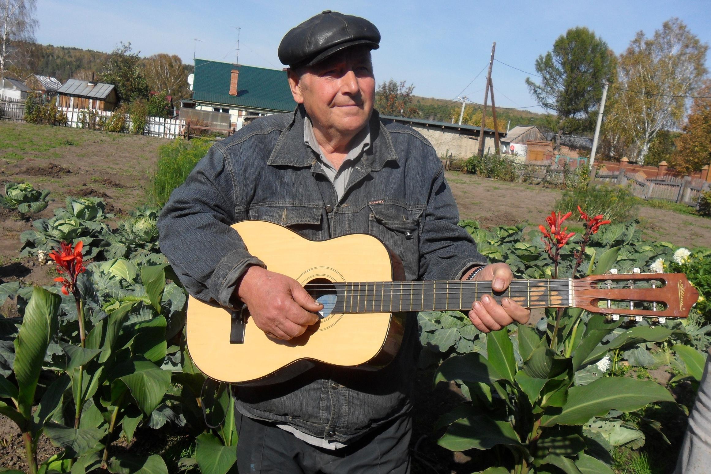 «У истоков святых малой родины»: вечер памяти поэта из села Берёзовка