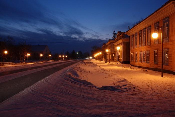 Фотографии района